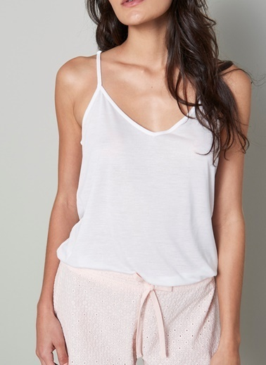 Chakra Erna T-Shirt Beyaz